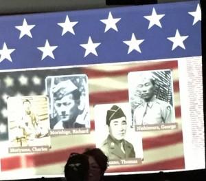 photo of slide show