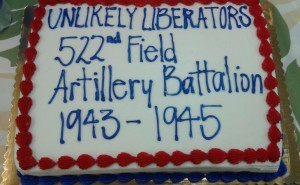 cake at ceremony