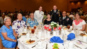 Guests incl. MIS Club and 100th/442nd Reserves